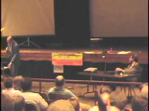 Kent Hovind – Debate 12 – Dr. Hovind vs. Assistant Professor of Botany Dr. Massimo Pigliucci