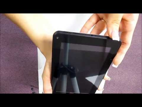 How to Hard Reset your IVIEW Tablet