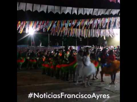 Quadrilha Furacão De Francisco Ayres Piauí ● UEJPS