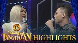 Video Tawag ng Tanghalan: Vice Ganda exchanges banter with Kevin Lumayao MP3, 3GP, MP4, WEBM, AVI, FLV Desember 2018