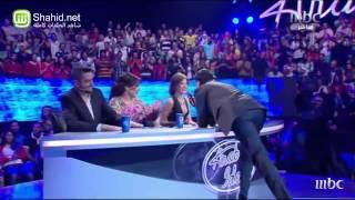 Arab Idol -راغب علامه - مبهزرش
