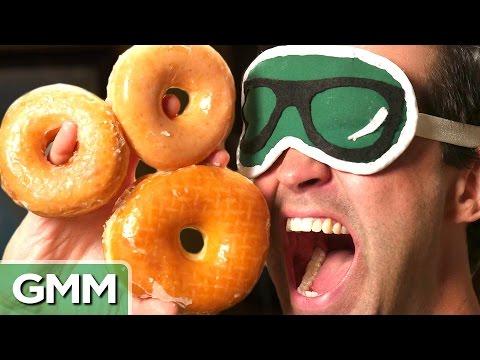 10 • E51___  _    Blind Donut Taste Test