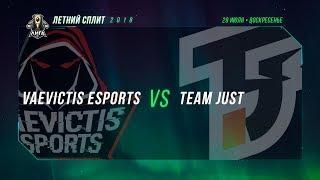 VS vs TJ — Неделя 2 День 2 / LCL