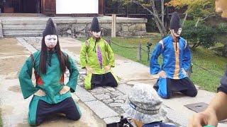 京都市PR映像「平成KIZOKU」メイキング2