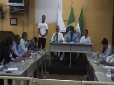 20ª Reunião Ordinária da Câmara Municipal – Exercício de 2013
