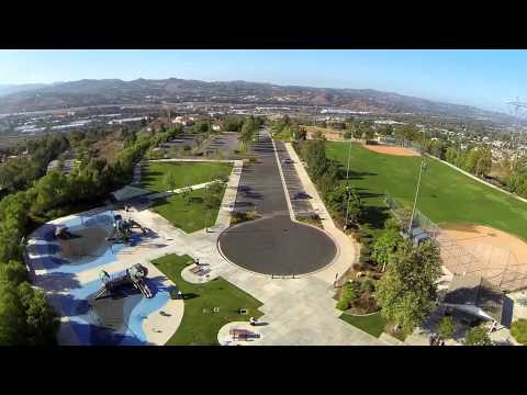Yorba Linda Drone Video