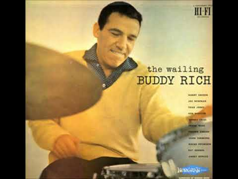 Buddy Rich – The Wailing Buddy Rich (Full Album)
