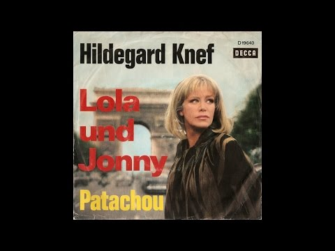 Hildegard Knef - Lola und Jonny (Frankie And Johnny)