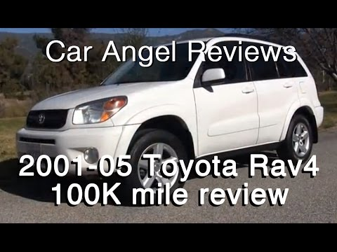 2001-2005 Toyota Rav4 extended 100k mile car review