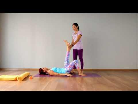 Ayman İle Omurga Sağlığı İçin Yoga Terapi