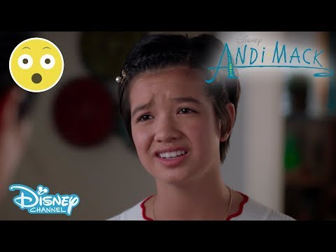 Andi Mack | Season 3 Episode 14 - First 5 Minutes | Disney Channel UK