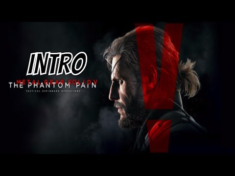 Intro - Metal Gear Solid V - Phantom Pain | Gameplay | Indonesia #1