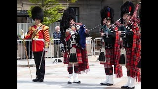 Download Lagu Compilation Video 1st Battalion Scots Guards Pipe Band Dundee Tayside Scotland Mp3