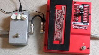 Digitech Whammy Five Demo