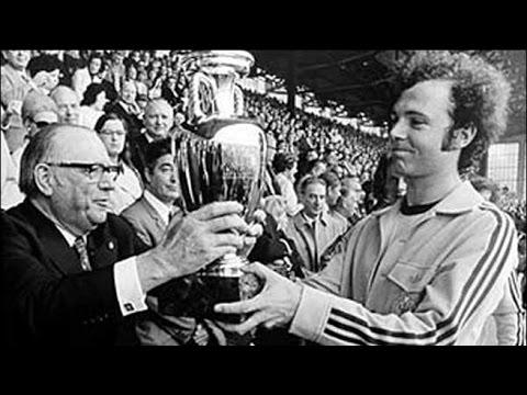 UEFA EURO 1972 Dokumentation (RUS) (видео)