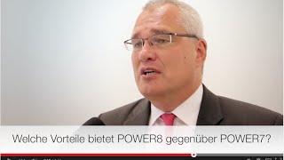 Volker Haug, IBM, über neue IBM Power-Systeme