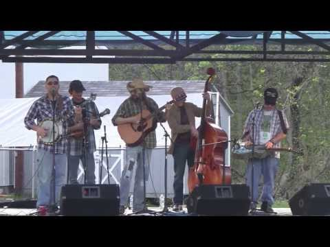 Mama Corn at Spring Pickin' (5-3-13) : Shenandoah Mountaintop