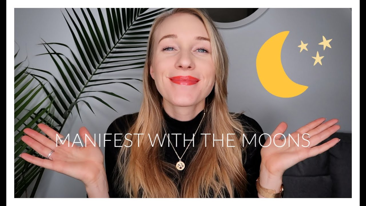 MANIFEST WITH THE MOONS!
