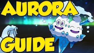 AURORA VEIL / HAIL TEAM BREAKDOWN for Pokemon Sun and Moon! by Verlisify