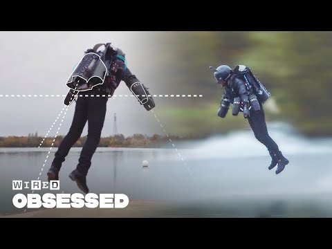 How Gravity Built The World s Fastest Jet Suit