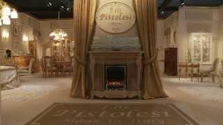 "Preview video F.lli Pistolesi - ""I Saloni 2013"" Milan International Furniture Exhibition"