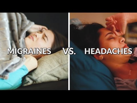 Migraines Vs. Headaches