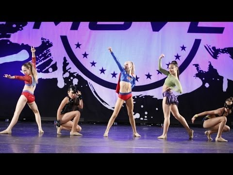Company - 1st • Junior • Jazz Choreography by Meghan McGrath Mather Dance Company Dancers --- Haley Alzona, Miabella Gonzales,Autumn Miller, Jessie Presch, Sarah Sheph...