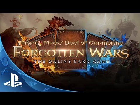 champions - Enter the legendary universe of Might & Magic Duel of Champions: Forgotten Wars, the strategic card collectible game now available for console gamers. Choose a hero and assemble an army of...