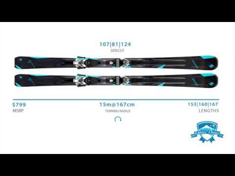 2015 Blizzard Viva 810 TI IQ -Ski Review  - ©Mountain News