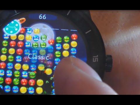 Descargar LG watch R Review! setup, connect, reset, drop test, smartwatch apps para Celular  #Android