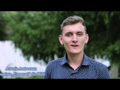 VIDEO Arsenie Antoceanu te invită la prima conferinţă apologetică de la Bălţi