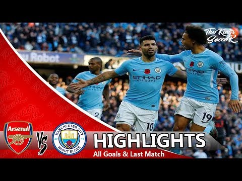 Arsenal VS Manchester City 0-3 ⚽ All Goals & Extended Highlights ⚽ 26/02/2018 HD