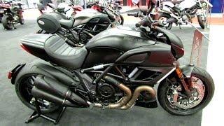 6. 2014 Ducati Diavel Dark Walkaround - 2014 Montreal Motorcycle Show
