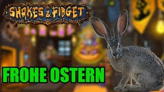 Frohe Ostern!  - Shakes and Fidget Int.W 30 #13