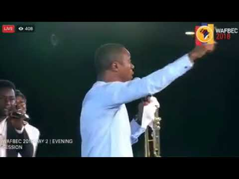 Nathaniel Bassey And Victoria Orenze Live In Worship At The Invasion 2017