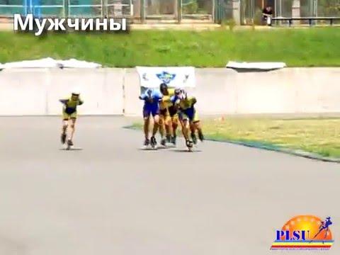 Чемпіонат України 2014. Чоловіки - 10 км гонка на вибування.