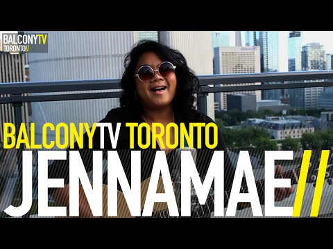 balconytv - JENNAMAE performs the song