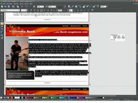 Kostenlose Homepage in 5min erstellen