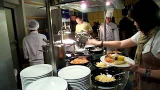 Baiyoke Sky Restaurant Bangkok