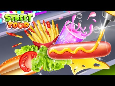 Street Food Maker – Cook Food Games By FunPop