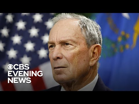 Michael Bloomberg takes steps to join 2020 presidential race