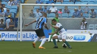 4 minutos de dribles, assistências e gols de Luan Vieira, artilheiro do Grêmio em 2016.Música / Song: Syn Cole - Feel Good [NCS Release]Fallow Me On Twitter: https://twitter.com/OficialFBrasilSe Inscreva / Subscribe: https://www.youtube.com/channel/UCi5nnTgEg972df3igtpmnsA