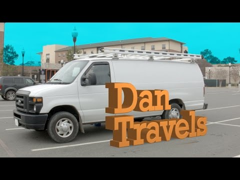 Dan Travels – Stealth Van Masterpiece