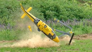 Video GIGANTIC RC HELICOPTER CRASH HUGE RC AGUSTA A-109 SCALE MODEL TURBINE HELICOPTER FLIGHT AND CRASH MP3, 3GP, MP4, WEBM, AVI, FLV September 2017