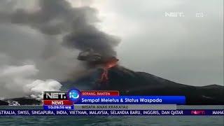 Video Sempat Meletus dan Status Waspada, Krakatau Menjadi Daya Tarik Wisata - NET 10 MP3, 3GP, MP4, WEBM, AVI, FLV Oktober 2018