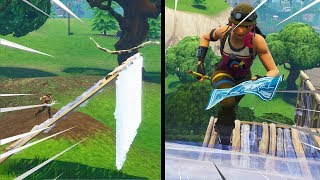 CONSOLE Building TIPS - 3 Ways to Ramp Rush in Fortnite