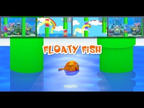 Video of Floaty Fish