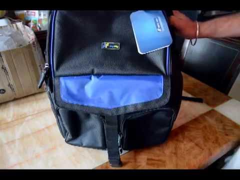 Flipkart's Digiflip Camera Bag (BackPack) Review