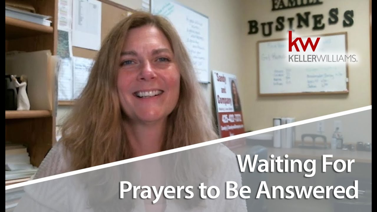 Walking Out My Purpose: Are You Waiting for Your Prayers to Be Answered?
