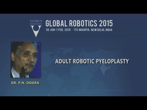 Adult Robotic Pyeloplasty